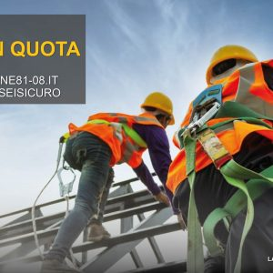 Work at height course